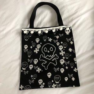 Handbags - Skull Tote